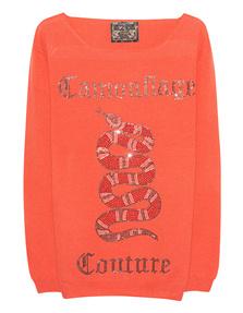 CAMOUFLAGE COUTURE STORK Snake Orange