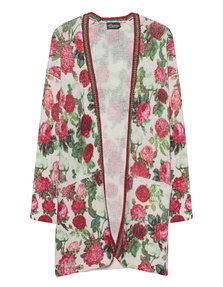 PRINCESS GOES HOLLYWOOD Rose Print Multicolor