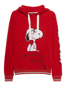 PRINCESS GOES HOLLYWOOD Snoopy Math Red