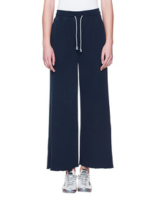 MOTHER Wide Leg Navy