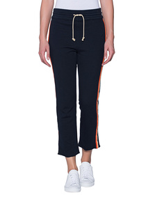 MOTHER Slim Gym Pant Fray Heads Up