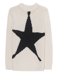 ACNE STUDIOS Shauni Star White