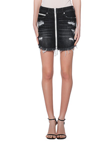 TRUE RELIGION High Rise Garter Black