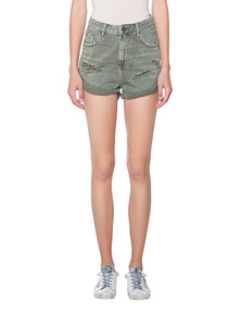 One Teaspoon Bandits High Waist Khaki