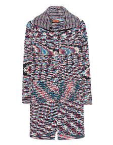 MISSONI Cashmere Buttoned Up Multicolour