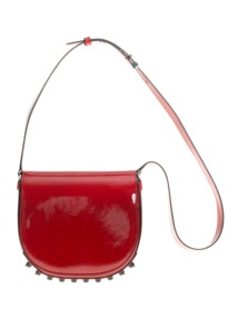 ALEXANDER WANG Lia Two Tone Red