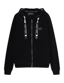 JEREMY MEEKS Zip Basic Wording Black