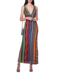 MISSONI Crossed Back Multicolor
