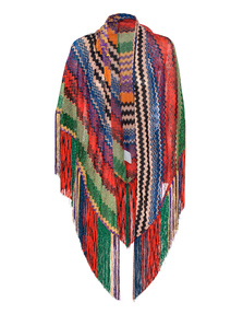 MISSONI Knit Fringes Multicolor