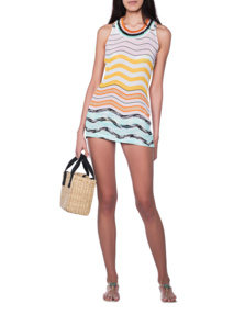 MISSONI MARE Short Viscose Multicolor