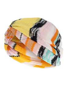 MISSONI MARE Knot Viscose Multicolor