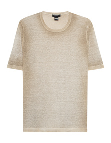 AVANT TOI Linen Blend Knit Beige