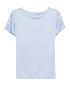 THE MERCER N.Y. Simple Silk Light Blue
