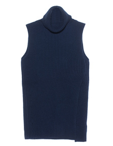 THE MERCER N.Y. Sleeveless Knit Navy