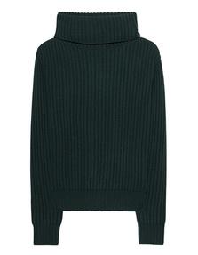 THE MERCER N.Y. Chunky Knit Hunter Green