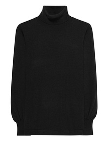 THE MERCER N.Y. Turtle Cashmere Black