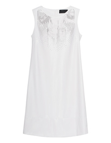 BARBARA SCHWARZER Sparkle Short White