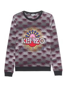 Kenzo Stitching Gold
