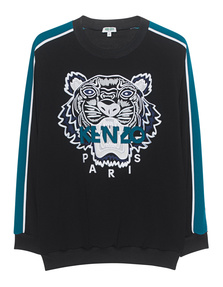 KENZO Crêpe Tiger Black