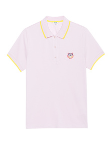 KENZO Regular Tiger Polo Rose