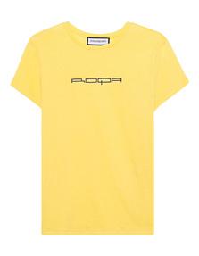 ROQA Label Print Yellow