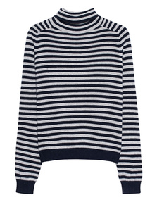 360 SWEATER Erika Navy