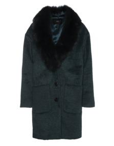 STEFFEN SCHRAUT Sophisticated Fur Green