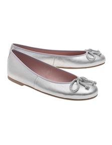 PRETTY BALLERINAS Ami Plata Silver