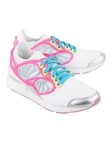 Puma x Sophia Webster Pearl Cage White