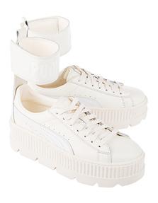 Fenty x Puma by Rihanna Ankle Strap Off White