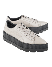 Fenty x Puma by Rihanna Pointy Creeper Patent Grey