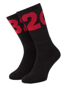 032c Red Logo Black