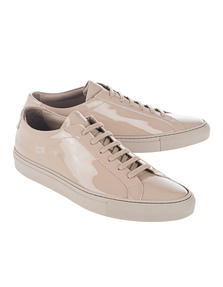 Common Projects Achilles Low Gloss Taupe