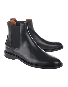 Common Projects Chelsea Number Black
