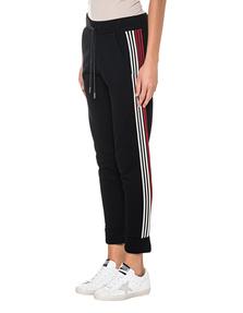 ROQA Side Stripe Black