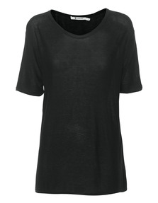 T BY ALEXANDER WANG Casual Cool Seam Black