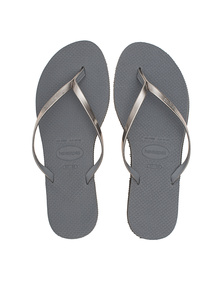 HAVAIANAS You Metallic Silver