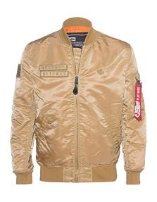 K1X x Alpha Industries Flight Jacket Gold