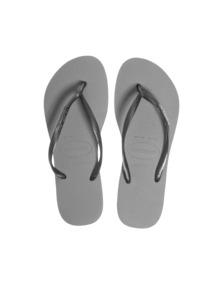 HAVAIANAS Slim Silver Grey