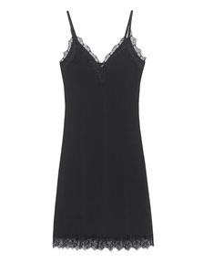 ROSEMUNDE COPENHAGEN Strap Dress Black