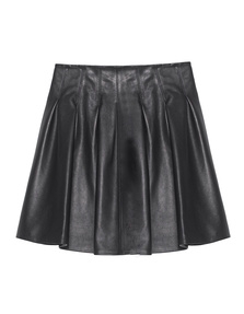 SLY 010 Pleated Skirt Black