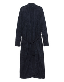 SLY 010 Long Vintage Silk Black
