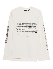 Fenty x Puma by Rihanna Crew Neck Oversize Off-White