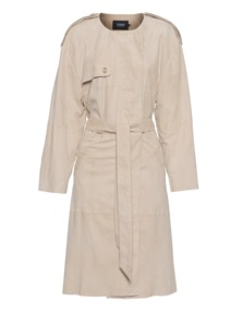 STAND Carve Trench Beige