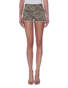 CURRENT/ELLIOTT The Boyfriend Short Broken Camo