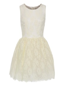 LOYD/FORD Lace Flare Yellow