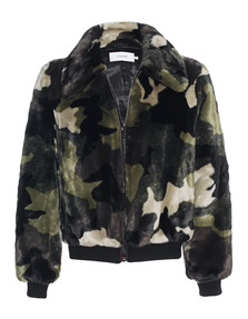 STAND Marion Camo Smooth Teddy