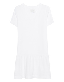 CECILIE COPENHAGEN Short Sleeves White