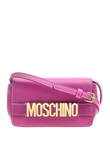 MOSCHINO Label Lettering Pink