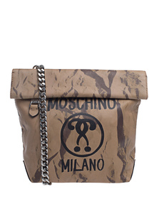 MOSCHINO Capsule Paperbag Brown